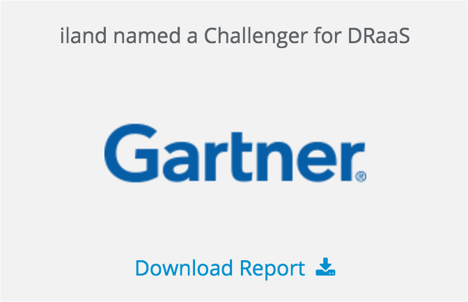 iland named a challenger in gartner draas report