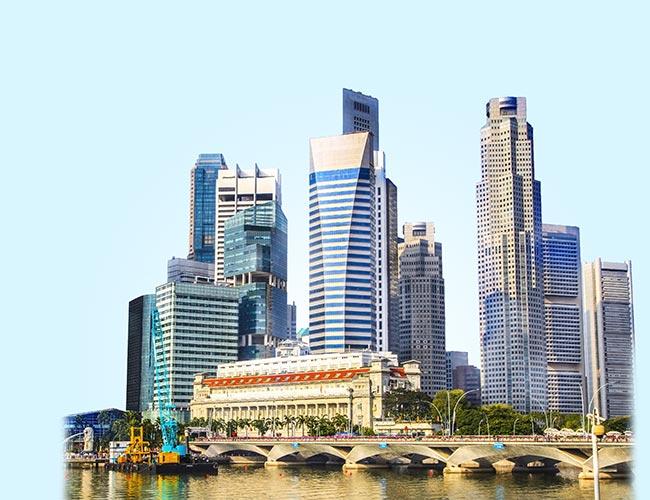 Singapore Cloud Datacenter