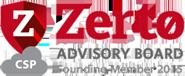 zerto advisory board