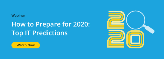 2020 Predictions Webinar