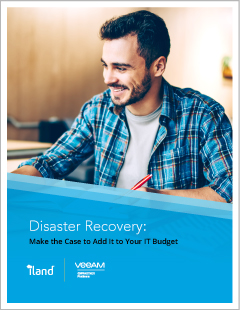 disaster-recovery-it-budget