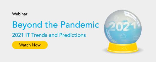 2021 IT Predictions Webinar