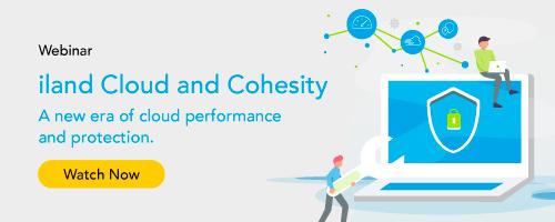 Cohesity webinar